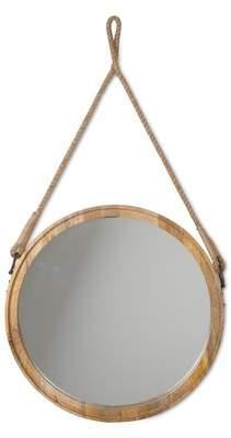 TAG Mango Wood Accent Mirror