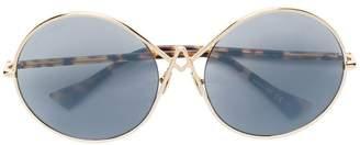 Altuzarra round frame sunglasses