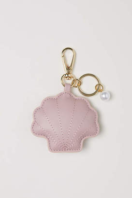 H&M Key Ring - Powder pink/shell - Women