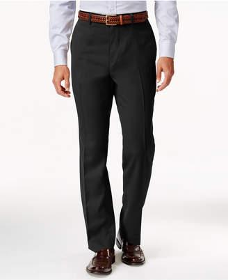 Louis Raphael Hidden Extention Straight-Fit Dress Pants $85 thestylecure.com