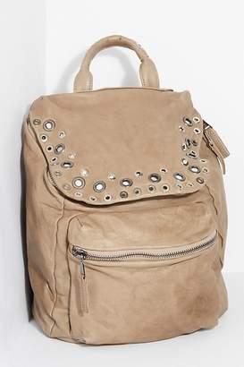 Giorgio Brato Pistoia Distressed Backpack