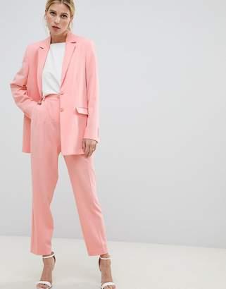 Asos Design Tailored Forever Peg Trouser