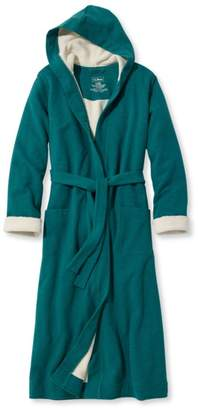 L.L. Bean L.L.Bean Women's Hearthside Robe, Lined