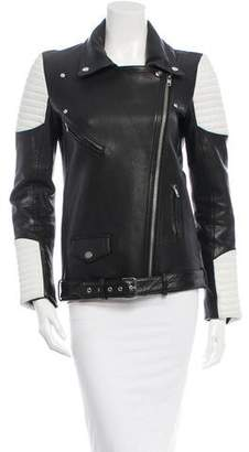 American Retro Leather Jacket