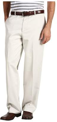 Dockers Comfort Khaki D4 Relaxed Fit Flat Front Men's Casual Pants
