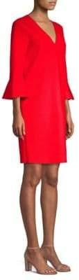 Escada Sport Darielle Bell Sleeve Dress