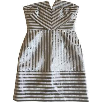 Richard Nicoll Silver Dress for Women