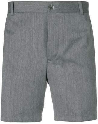 Thom Browne Rwb Stripe Straight-Leg Short