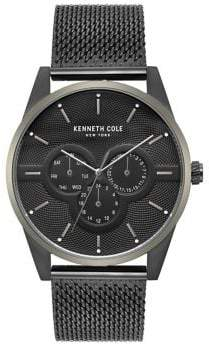 Kenneth Cole Dress Sport Mesh Bracelet Watch