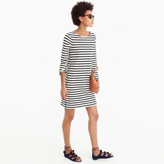 Striped T-shirt dress $78 thestylecure.com