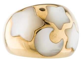 Ring 18K Celestial Dome
