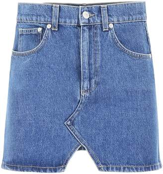 Chiara Ferragni Flirting Mini Skirt