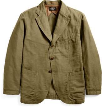 Ralph Lauren Cotton-Blend Sport Coat