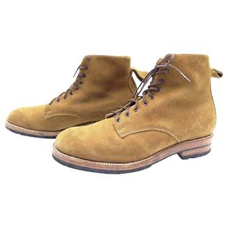 Yuketen Brown Suede Boots