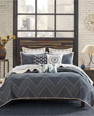 Jla Home Ink+Ivy Pomona 3-Pc. Full/Queen Coverlet Mini Set Bedding