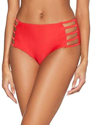 7c2c231620 Boux Avenue Women s Argentina High Waist Brief Bikini Bottoms