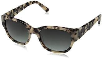 Elie Tahari Women's EL 190 GYTS Oval Sunglasses