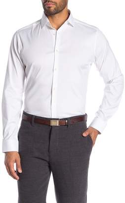 Theory Dover Precise Long Sleeve Shirt