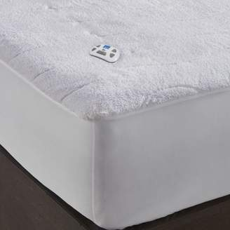 Serta Sherpa Electric Heated Mattress pad with programmable digital controller