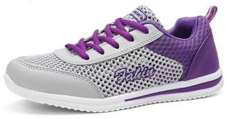 Fly London excellent.c Women's Shoes Running Shoes Breathable Woven Shoes Slow Running Shoes(-)
