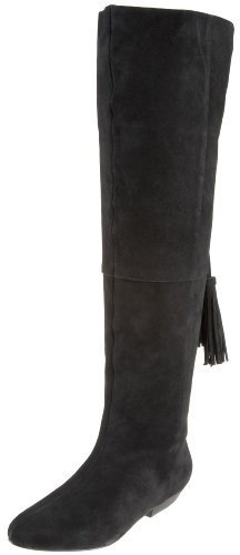 Kelsi Dagger Women's Rosaleen Over The Knee Flat Boot