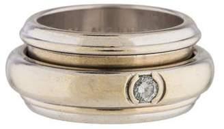 Piaget 18K Diamond Possession Ring