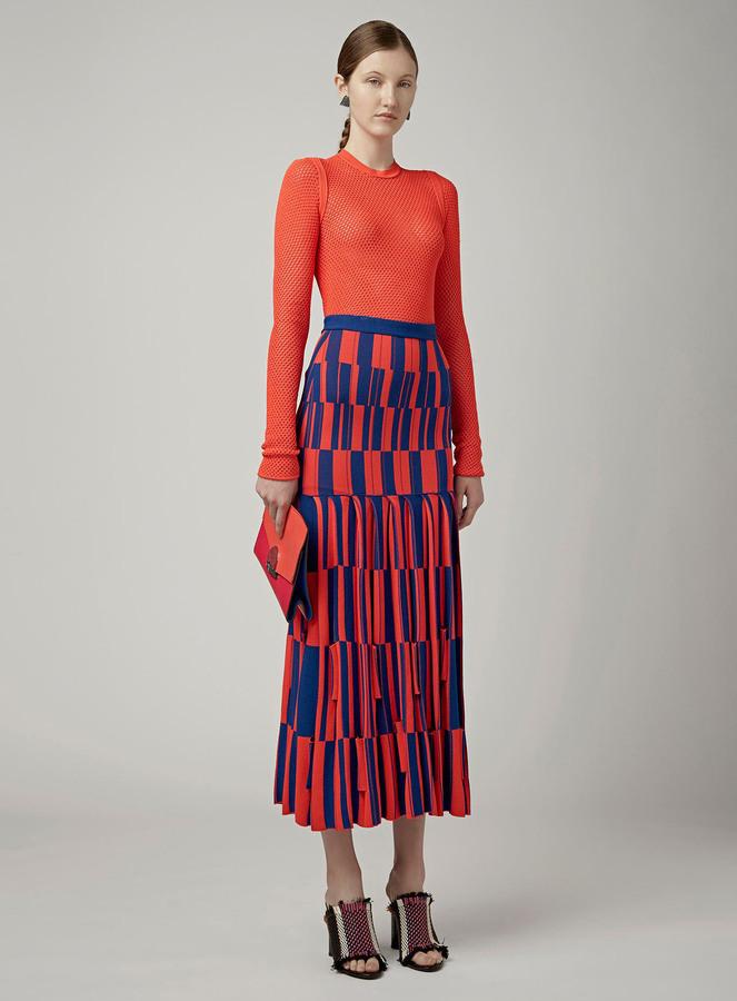 Proenza Schouler Knit Skirt