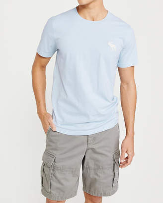Abercrombie & Fitch Short-Sleeve Exploded Icon Tee