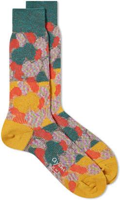 Ayame Socks World Camo Sock
