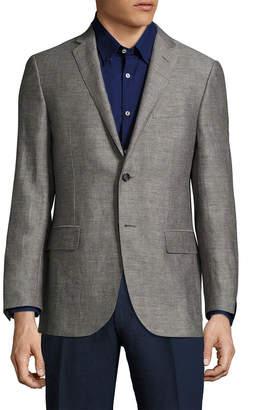 Corneliani Wool Notch Lapel Sportcoat