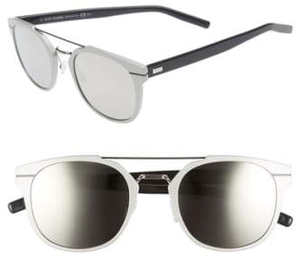 Christian Dior 'AL 13.5S' 52mm Sunglasses