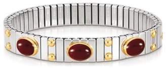 Nomination 042122/004 Women Bracelet Agate Red