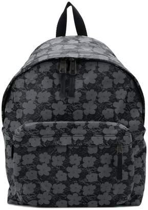 Eastpak floral-print backpack