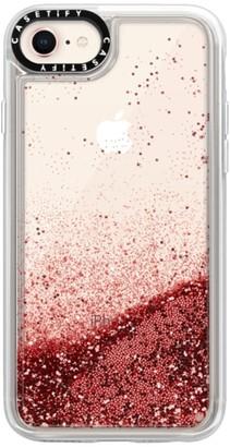 Casetify Glitter iPhone 7/8 Plus Case