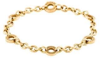 Bvlgari 18K  Link Bracelet