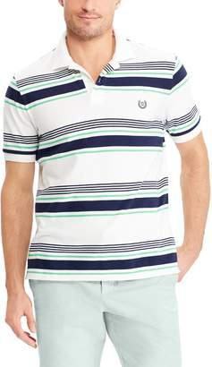 Chaps Big & Tall Striped Polo Shirt