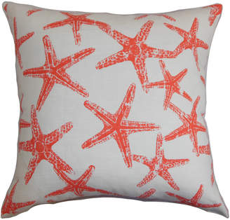 The Pillow Collection Sea Friends Decorative Pillow