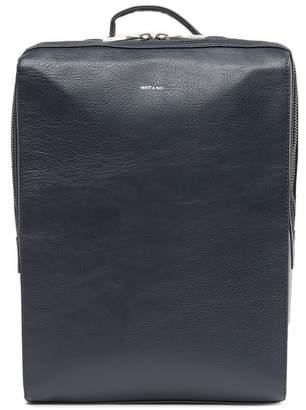 ff88f07916 Matt   Nat Kowloon Vegan Leather School Backpack