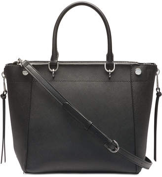 Calvin Klein Susan Leather Satchel