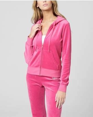 Juicy Couture JUICY CROWN VELOUR ROBERTSON JACKET