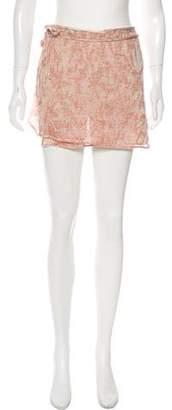 Missoni Swimsuit Skirt Cover-Up