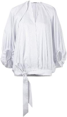 Chalayan balloon blouse