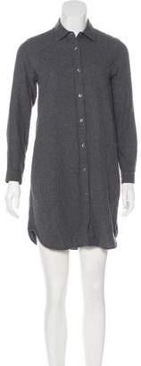 Steven Alan Button-Up Mini Dress