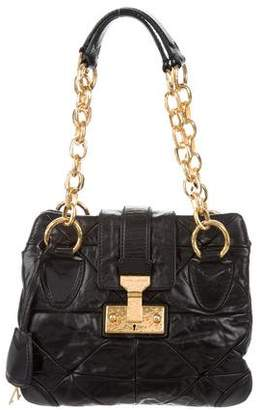 Marc Jacobs Quilted Leather Handle Bag