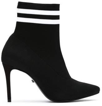 Schutz stiletto sock boot