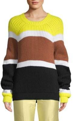 Derek Lam Horizontal Stripe Sweater