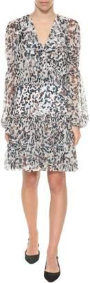 3.1 Phillip Lim Printed Flared Dress