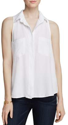 Bella Dahl Top - Basic Button Down