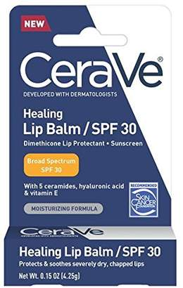 CeraVe Healing Lip Repair Balm with SPF 30