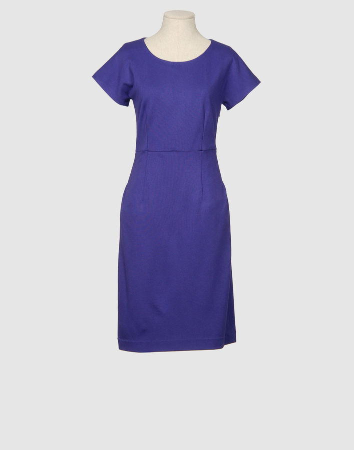 DKNY 3/4 length dress